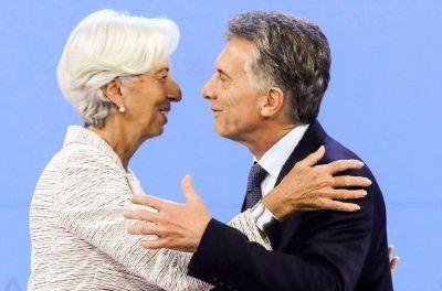 Macri se resiste a declarar la emergencia alimentaria y se aferra al Fondo Monetario