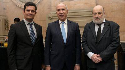 Lorenzetti quiere volver a presidir la Corte con el apoyo de los gobernadores y choca con Cristina