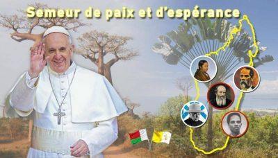 ¿Por qué el papa Francisco viaja a Madagascar?