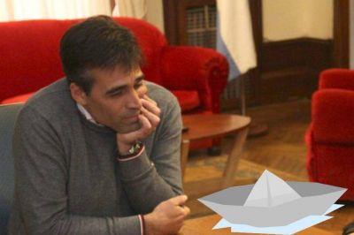 López reclama la tasa portuaria que él mismo mando a derogar