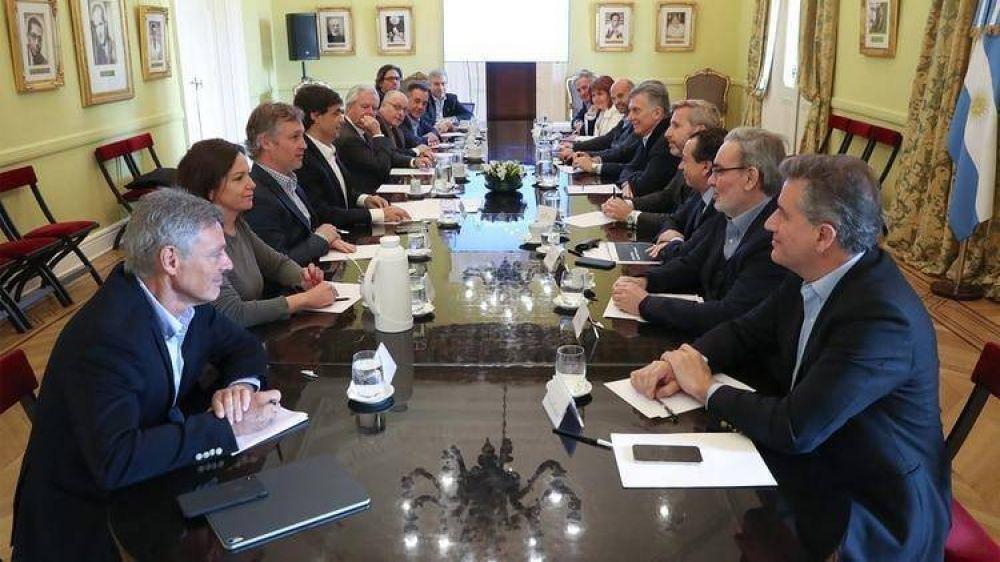 Hernán Lacunza se consolida como una pieza central dentro del gabinete y la Mesa Política avaló las últimas medidas económicas