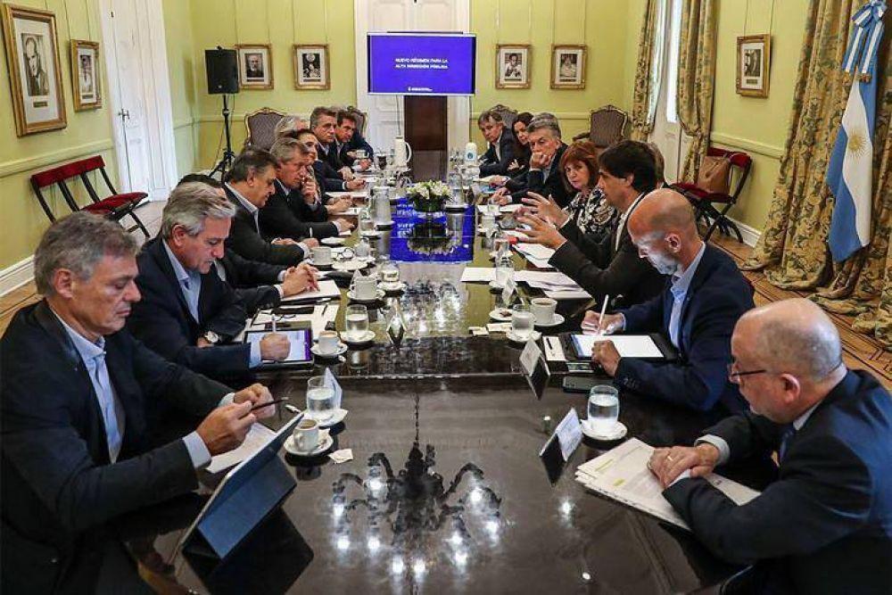 Macri acepta un manual incómodo y pone a la campaña en
