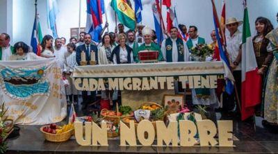 Iglesias en Chile y Argentina celebran Día Nacional del Migrante con alegría y esperanza