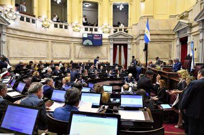 El PJ no dará su aval en el Senado al proyecto para reprogramar la deuda local