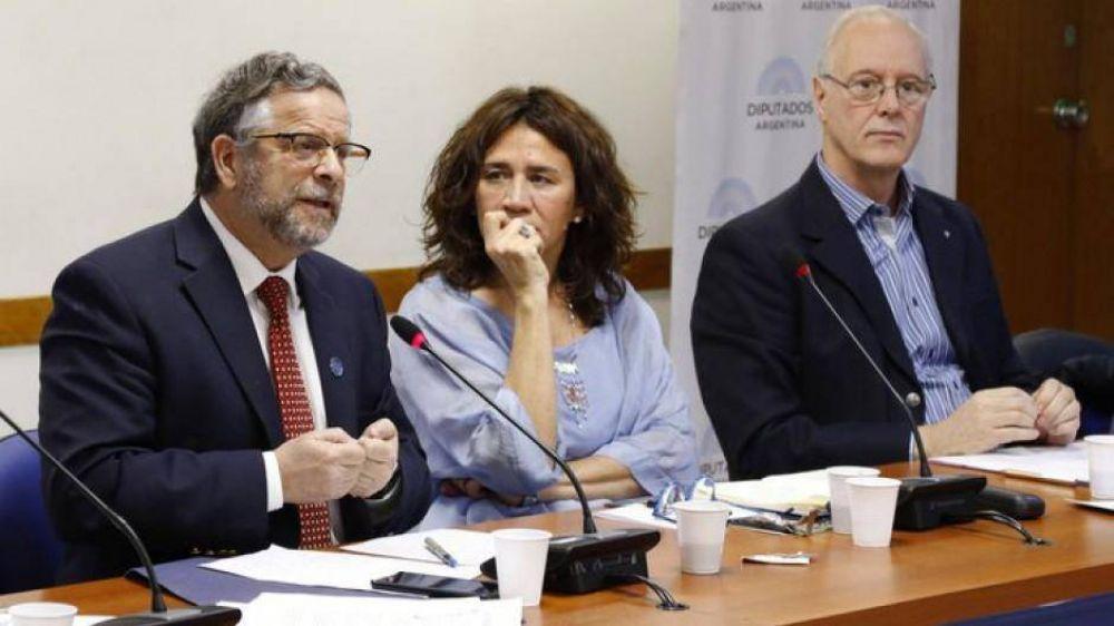 Rubinstein espera que Alberto le devuelva a Salud el rango de ministerio
