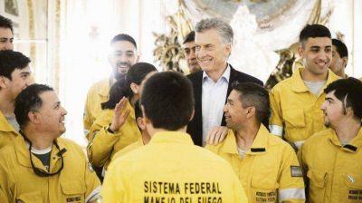 Crisis: Macri mira a EEUU mientras llega visita de China