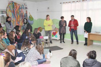 """Profundizan las capacitaciones sobre """"Ley Micaela"""" en las áreas municipales"""