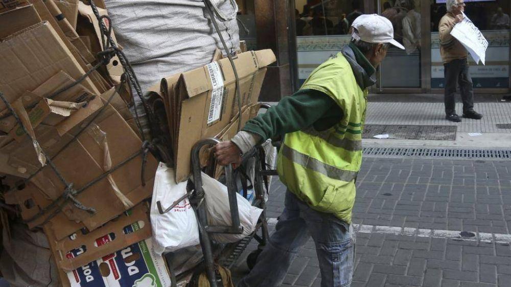 Alerta por la importación de residuos de otros países