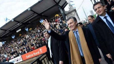 Competitividad, economías regionales y reformas: Macri (otra vez) con el campo