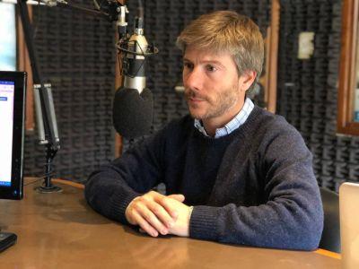 Santiago Bonifatti pidió por la implementación del proyecto