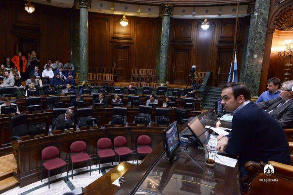 El paquete de facilidades fiscales de Larreta será aprobado en la Legislatura