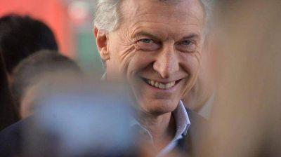 Macri arrancó la campaña en Córdoba, junto a los radicales y al grito de