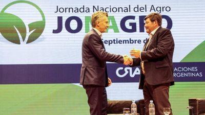 Decepción en el campo porque Macri no anunció baja de retenciones