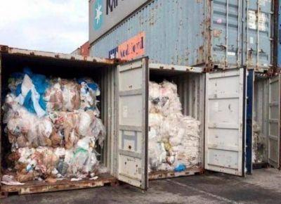 Para varias ONG, la importación de residuos convertirá a Argentina en un basurero mundial