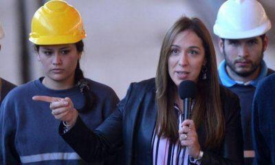 Vidal frenó una de las obras de cloacas más importantes de la provincia