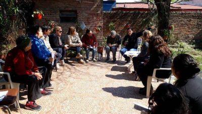 Iniciarán obras de desagües sobre la calle Marcos Sastre