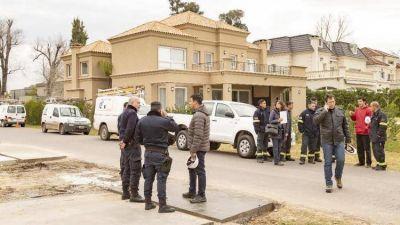 Detectaron conexiones eléctricas ilegales en un barrio cerrado de Pilar