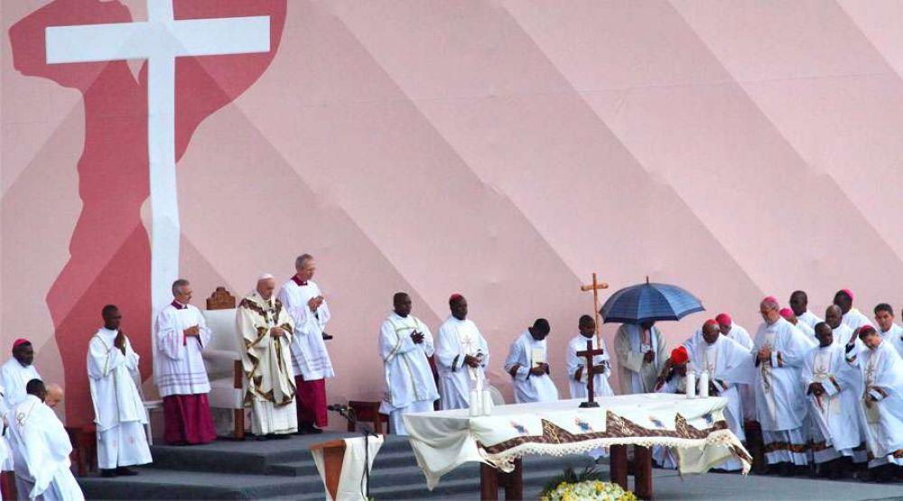 Homilía del Papa Francisco en la Misa celebrada en Mozambique