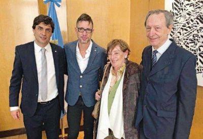 Sebastián, el Lacunza critico de las políticas del Gobierno