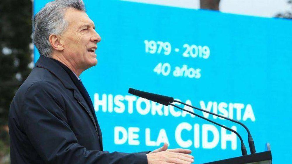 Macri tendrá una campaña corta con eje en la estabilidad