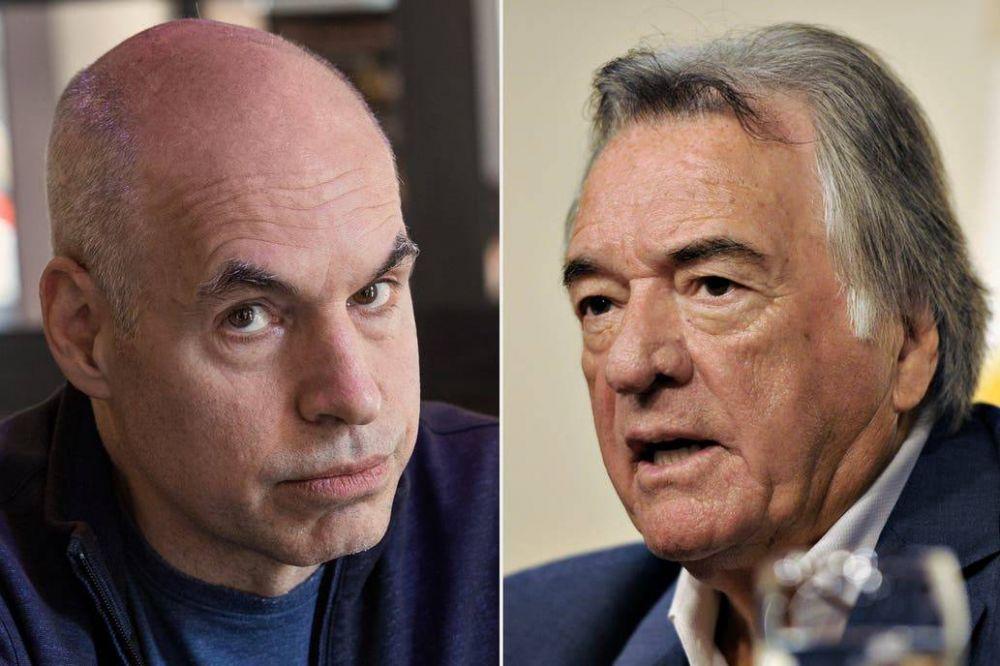 Rodríguez Larreta apela a Barrionuevo para reforzar su campaña en las comunas más adversas