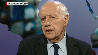 Lavagna va por la sorpresa: ve a Macri