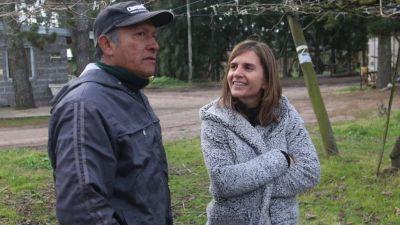 """Para Raverta, arreglar los caminos rurales es """"apostar a la producción"""""""