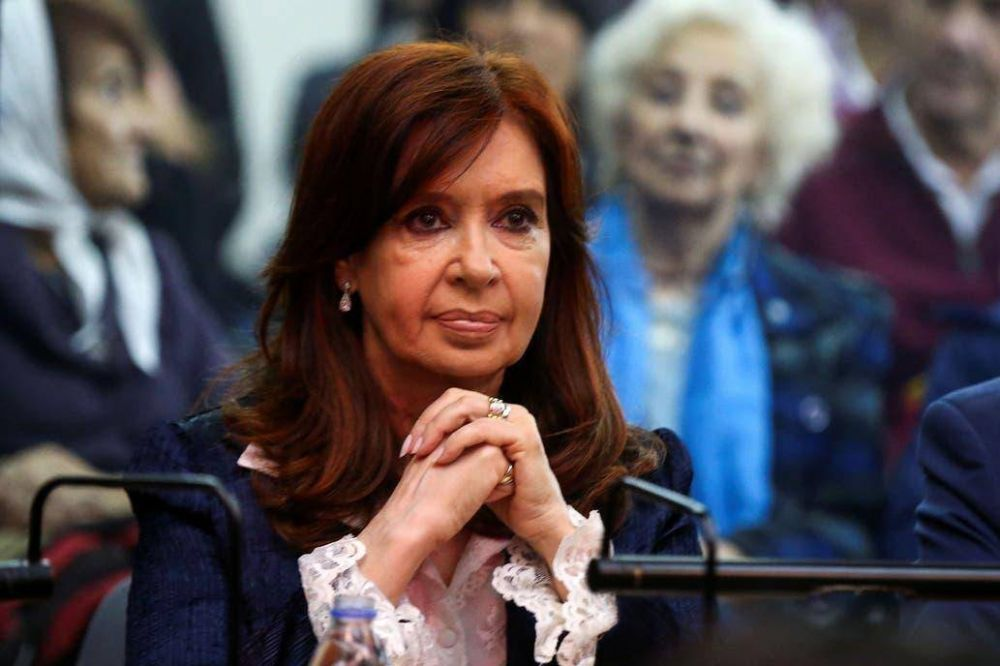 Cristina Kirchner, cerca del