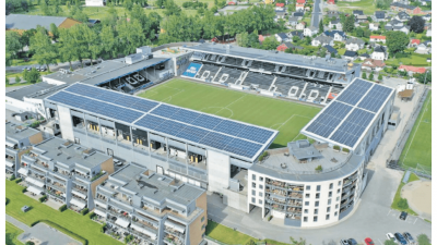 Estadios sustentables