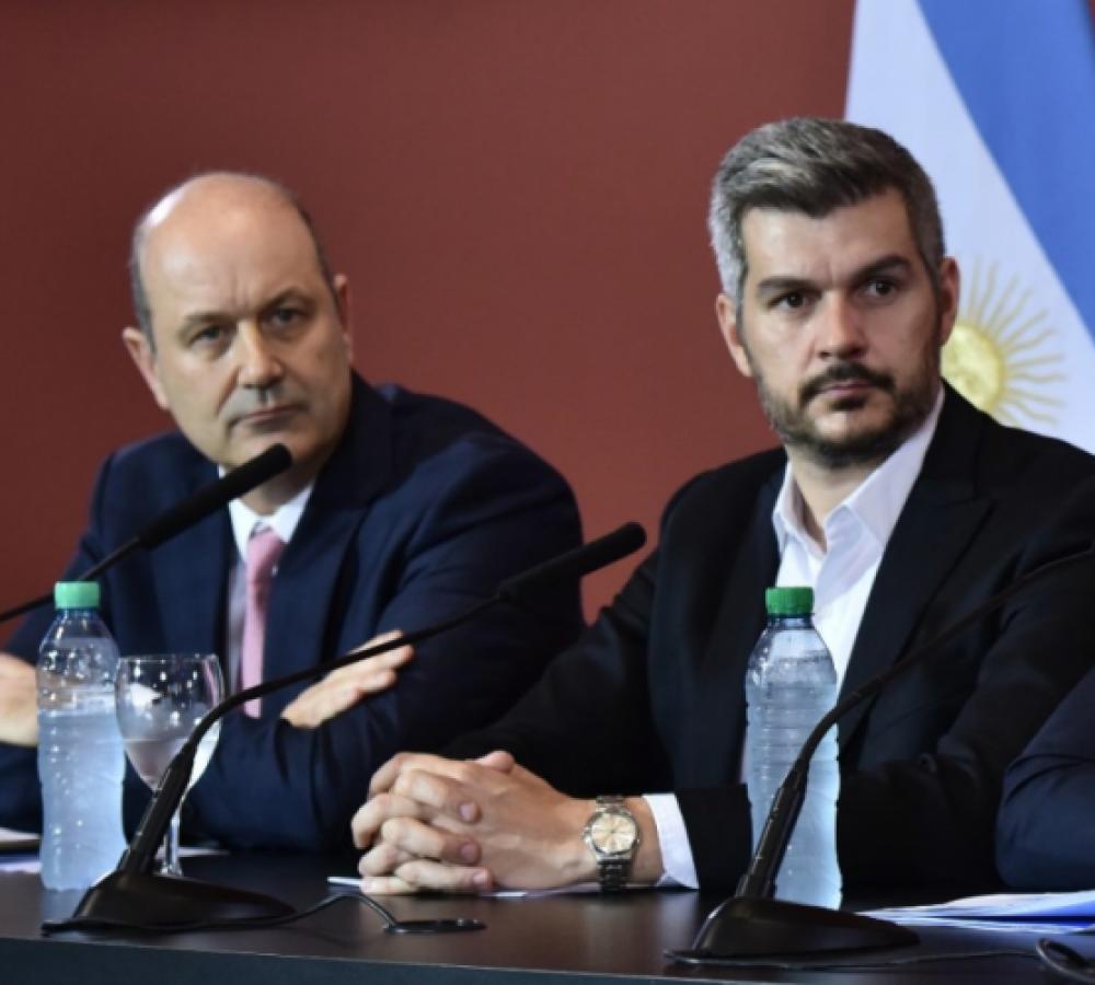 Reaparición de Sturzenegger: cañones contra Marcos Peña y defensa del gradualismo y las Lebacs