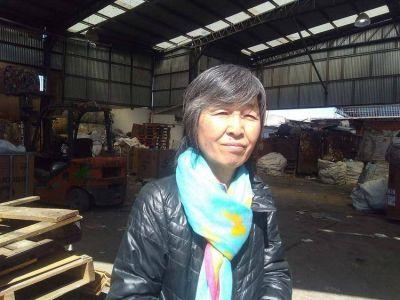 Una monja coreana y su grupo de cartoneros, los referentes de Villa Itatí que le hablan de la pobreza a María Eugenia Vidal