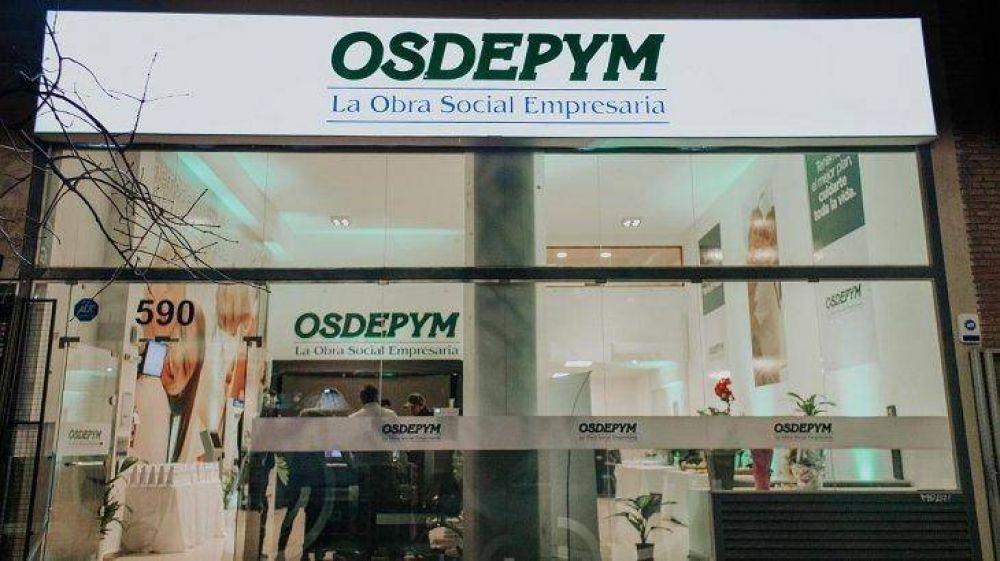 OSDEPYM aumentó un 76% la venta de los planes superadores