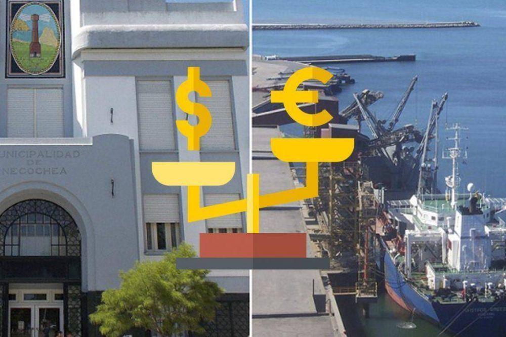 Las exportadoras inician demandas contra el municipio