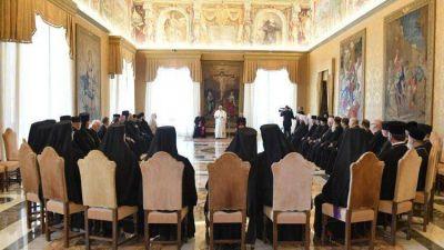 Nuevo obispo de la eparquía de Kamyanets-Podilskyi