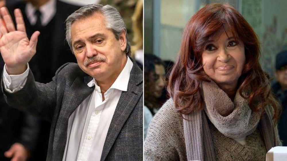 Alberto Fernández y CFK envían señales cruzadas sobre pacto y contrato social