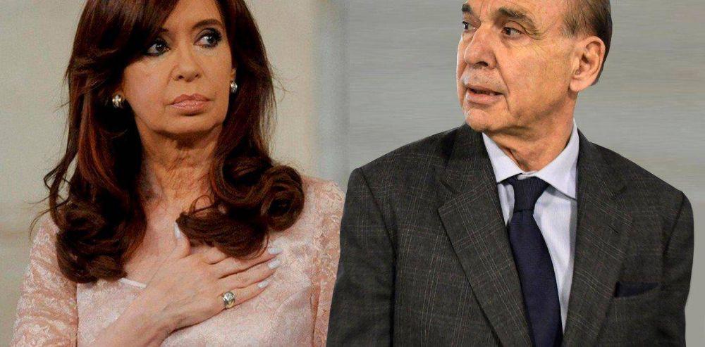 Miguel Ángel Pichetto quiere debatir con Cristina Kirchner: presentará un proyecto para que habiliten la instancia entre candidatos a vice