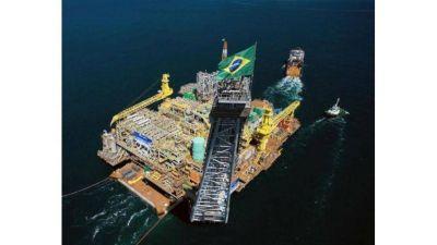 Brasil subastará áreas petroleras en el Presal para recaudar U$S26.000 M