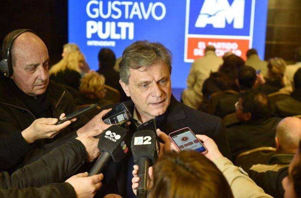"""Pulti: """"Hay que defender el trabajo para que Mar del Plata vuelva a crecer"""""""