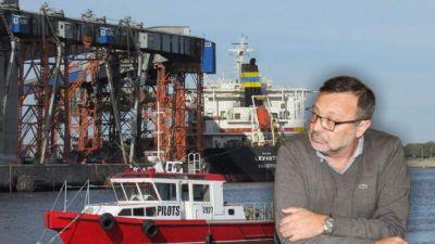 """Gygli sobre la tasa portuaria: """"Estábamos obligados a recurrir a la Justicia"""""""
