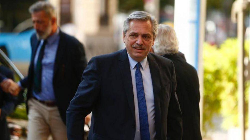 Alberto busca aliados en el mundo para reprogramar la deuda con el FMI
