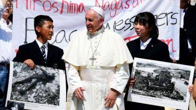 Papa Francisco en Japón: un deseo que se hace realidad
