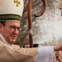 Frente a la crisis, el Obispo Mestre pidió