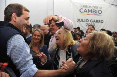 """Garro convocó a """"elección"""" de delegados y ya se armó polémica"""