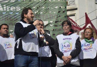 Fuerte rechazo gremial al bono de 3000 pesos que pagará Vidal
