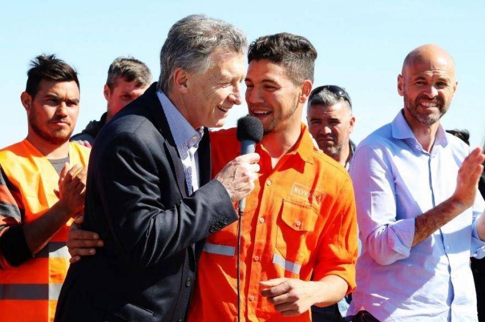Sin Vidal, Macri visitó Pergamino: la semana que viene comparten acto para disipar polémicas