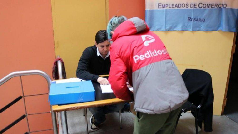 Empleados de Comercio de Rosario logró que se elijan delegados en Pedidos Ya