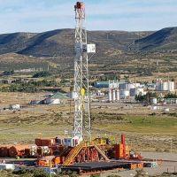 Un perforador menos para las áreas de Chubut
