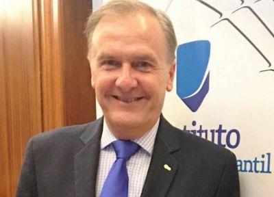José Bereciartúa, interventor de OSDEPYM, fomenta