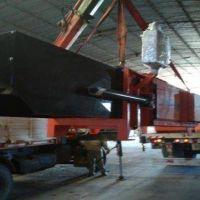 Construyen planta de tratamiento de residuos en el sur provincial