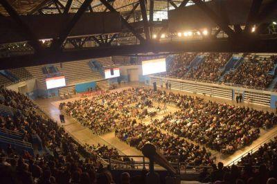 Con marcado éxito, los Testigos de Jehová protagonizan la segunda Asamblea Regional 2019 en Mar del Plata